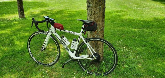 Bicicleta De Carretera Con Kit Eléctrico