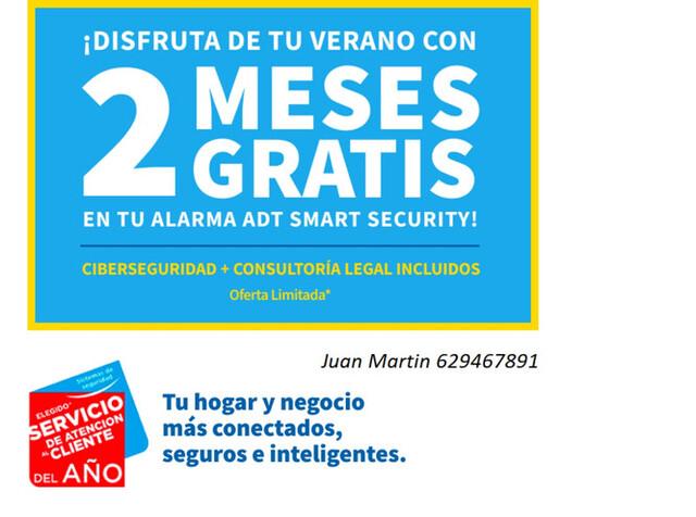 INSTALACIÓN RÁPIDA DE ALARMAS HOMOLOGADA - foto 1
