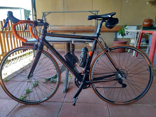Bicicleta De Carretera Aluminio Orbea