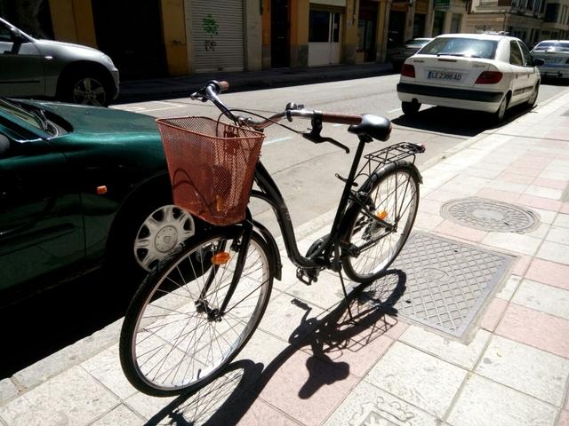 Se Vende Bicicleta De Paseo En León