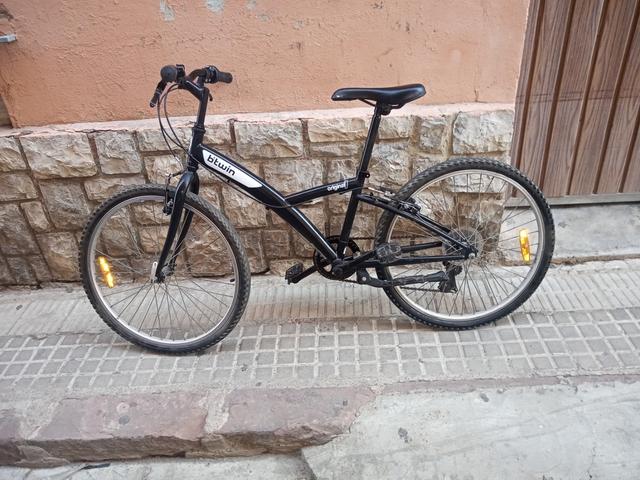 Vendo Bicicleta Montaña De 24 Pulgadas