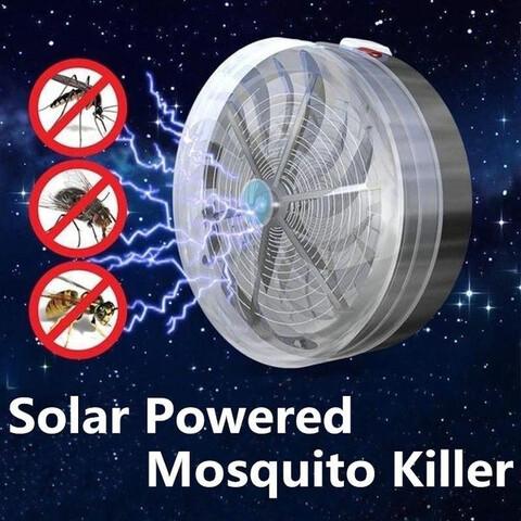 Mosquitos Solar Eliminador Portatil