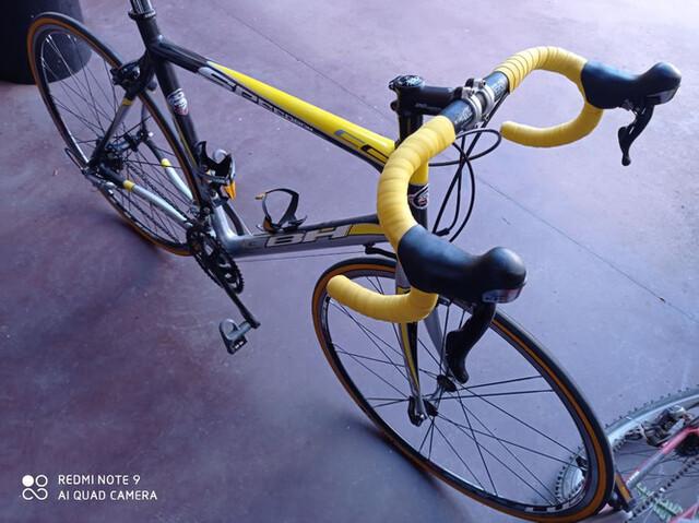 Bicicleta De Carretera Bh De Carbono