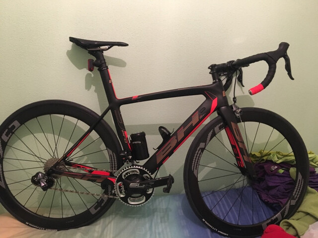 Bicicleta De Carretera Bh G6 Pro