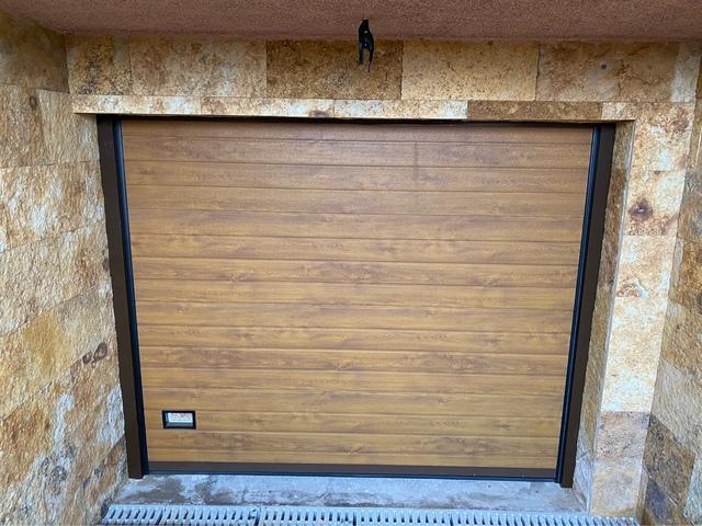 Puerta Y Motor