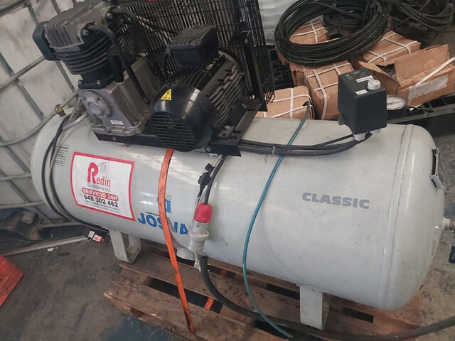 Compresor Josval 350L