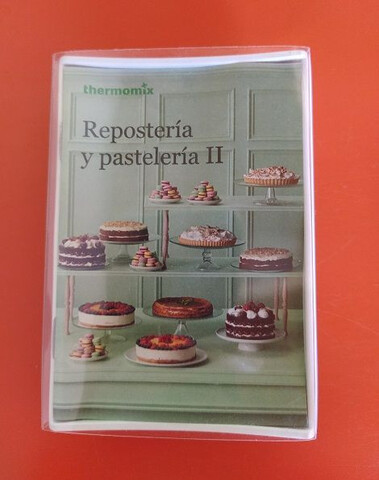 Libro Digital Repostería Y Pastelería Ii