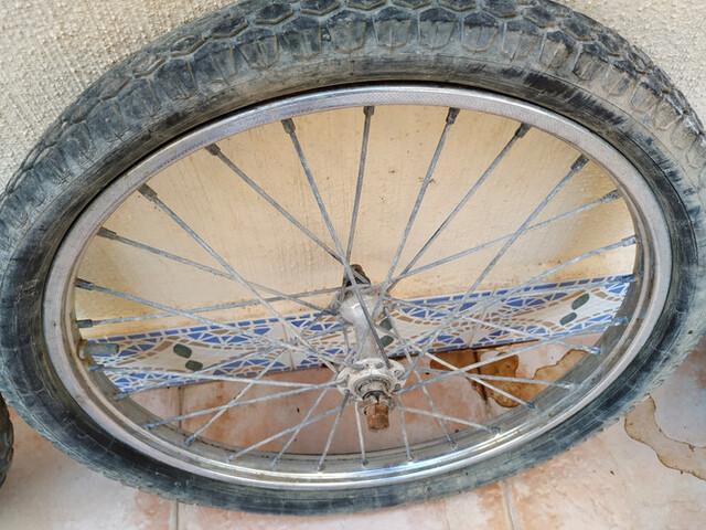 Ruedas Bici Clásica Motoretta