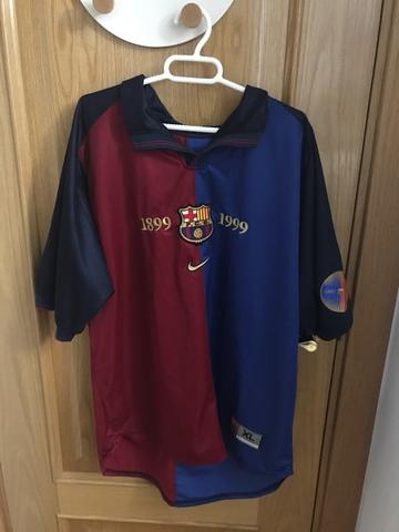 Camiseta Barça Centenari.