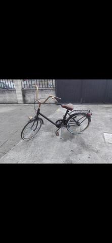 Vendo Bicicleta Antigua