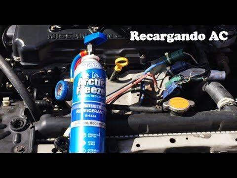 RECARGA GAS AIRE-ACONDICIONADO AUTOMÓVIL - foto 3