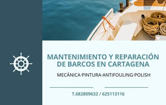 REPARACION Y MANTENIMIENTO DE BARCOS - foto 1