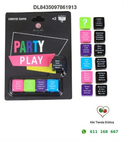 JUEGO PARTY PLAY 5 DADOS - foto 1