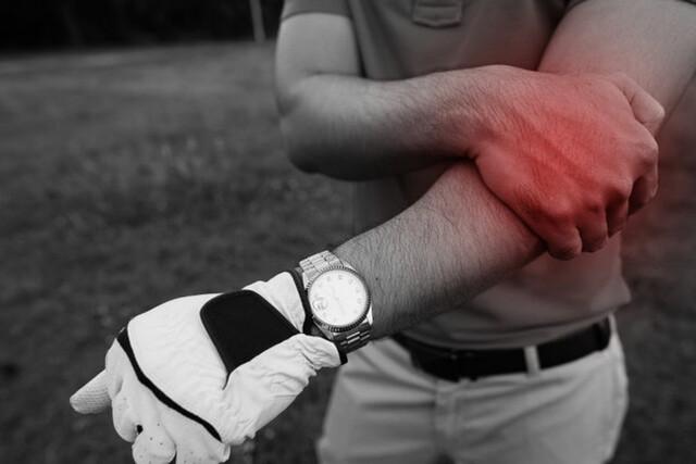 Masajes Para Golfistas