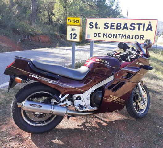 SUZUKI - GSX1100F KATANA - foto 1
