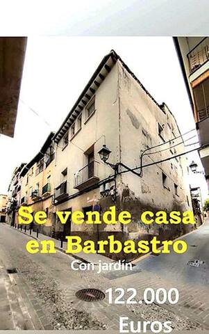BARBASTRO CASA - foto 1