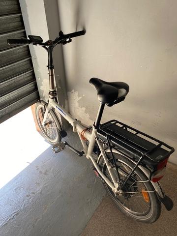 Se Vende Bicicleta Eléctrica De Paseo.
