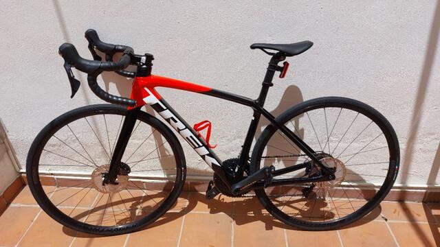 Trek Emonda Sl6 Disc 2021 Bici Carbono