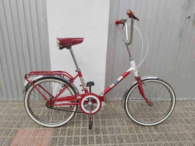 Bicicleta Bh Adulto Años 70