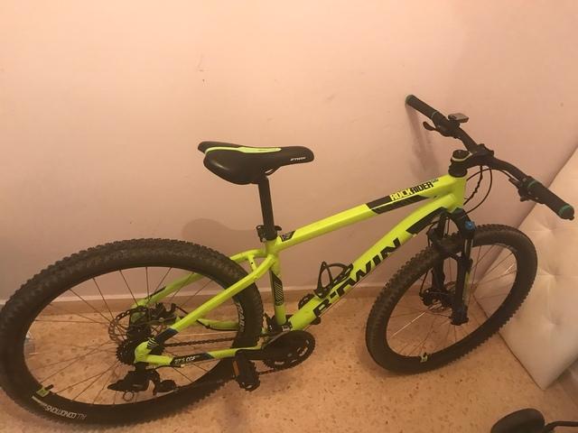 Bicicleta De Montaña 27 Y Medio