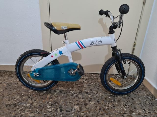 Bicicleta De Niño 3 A 5 Años