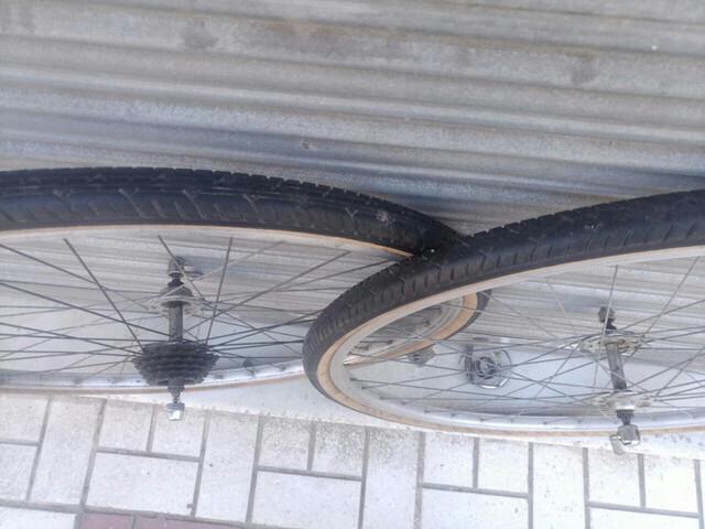 Ruedas Bicicleta 700 Aluminio