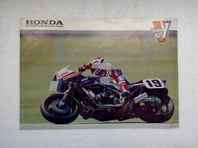 CATALOGO  HONDA 1985 TRAIL XL 200 R - foto 1