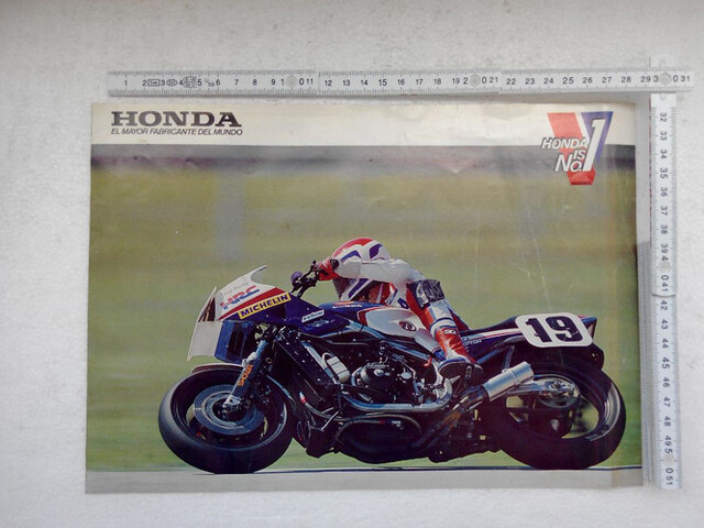 CATALOGO  HONDA 1985 TRAIL XL 200 R - foto 2