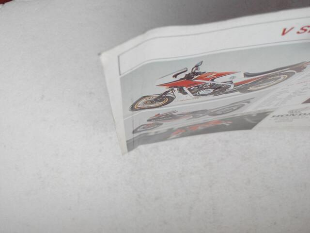 CATALOGO  HONDA 1985 TRAIL XL 200 R - foto 6