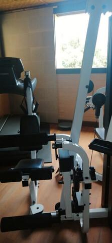 Equipo Completo Para Montar Tu Gym