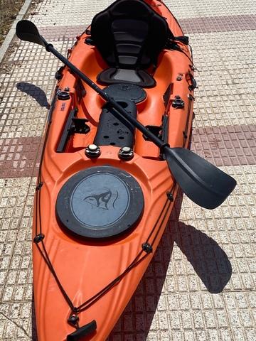 Kayak Galaxy Alborán