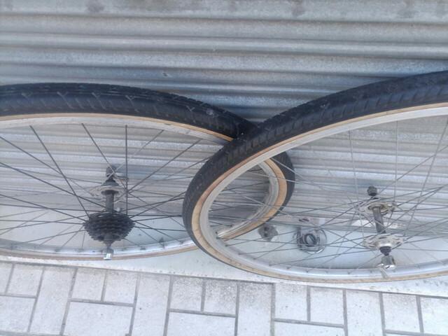 Ruedas Bicicleta 700 Completas
