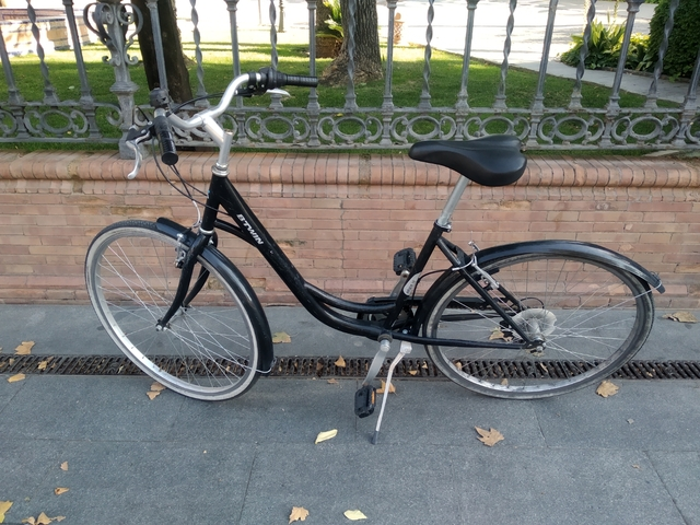 Bicicleta Btwin Elops 100