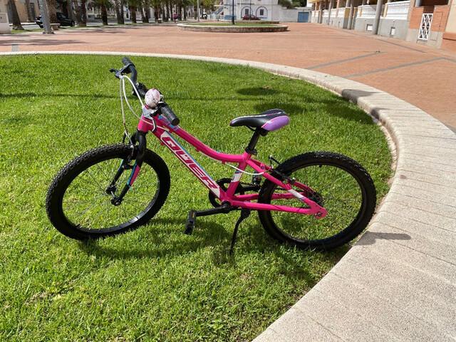 Bicicleta Qúer Rueda 20 Y Marco De Alumi