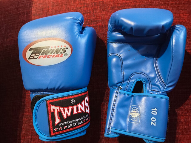 Guantes Boxeo Twins Special