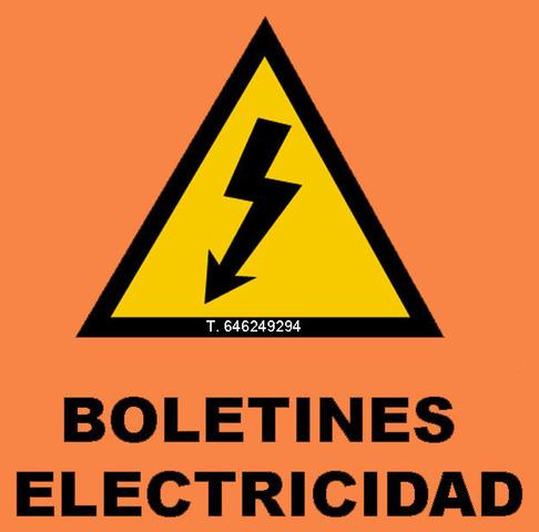 BOLETINES ELECTRICOS 24H - foto 1