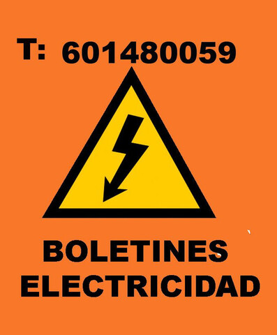 BOLETINES BARATOS T.  601 48 00 59 - foto 1