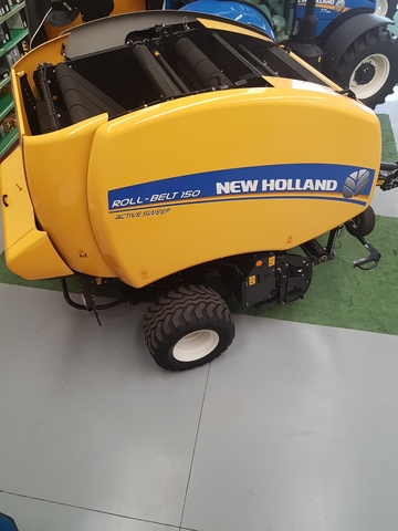 ROTO NEW HOLLAND 150 ACTIVE SWEEP - foto 1