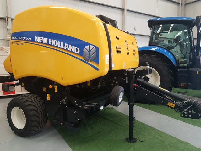 ROTO NEW HOLLAND 150 ACTIVE SWEEP - foto 2