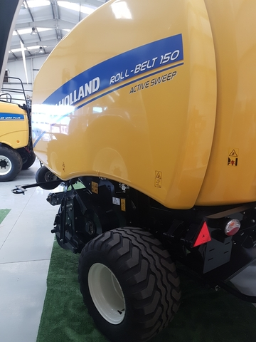 ROTO NEW HOLLAND 150 ACTIVE SWEEP - foto 3