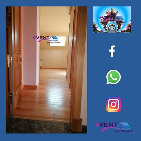 VENTA DE ÁTICO CON TERRAZA DE 60M2!!!! - foto 4