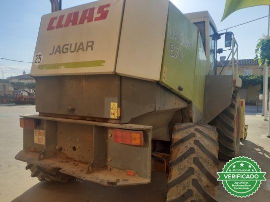 CLAAS JAGUAR 870 - foto 3