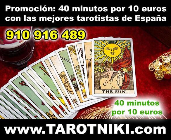 CONSULTAS DE TAROT Y VIDENCIA PROFESIONA - foto 3