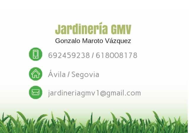 JARDINERO - foto 1
