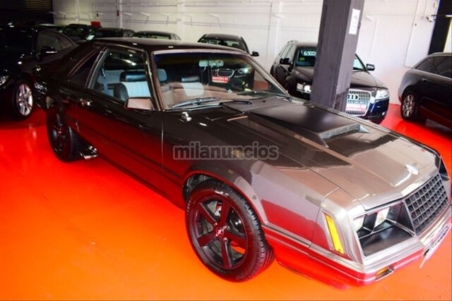 FORD MUSTANG COUPE 5. 0GT 1978 - foto 10