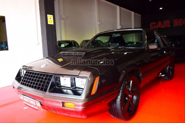 FORD MUSTANG COUPE 5. 0GT 1978 - foto 2