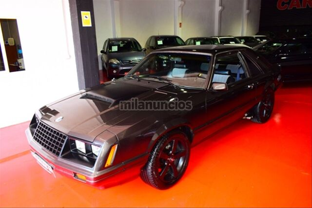 FORD MUSTANG COUPE 5. 0GT 1978 - foto 3