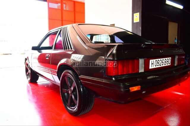 FORD MUSTANG COUPE 5. 0GT 1978 - foto 4