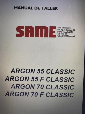 SAME - ARGON - foto 1