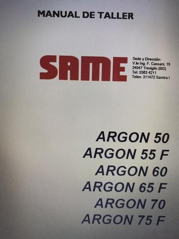 SAME - ARGON - foto 2
